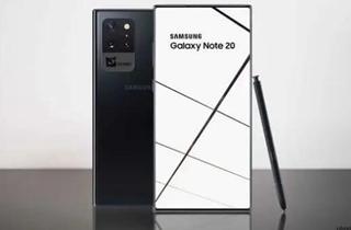 三星Galaxy Note20曝光 将沿用Galaxy S20四摄相机设计