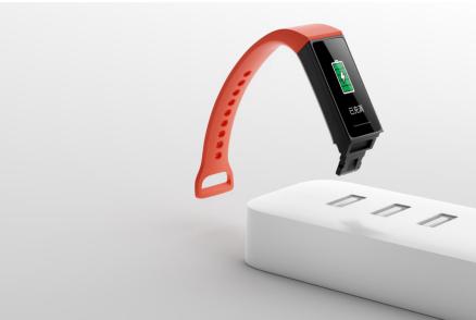 众筹价95元!小米发布Redmi手环 大屏彩显、直插充电
