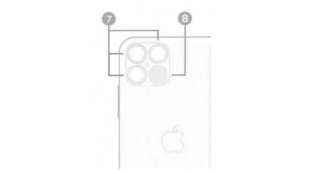 iPhone12Pro可能加入激光雷达传感器摄像头布局将调整