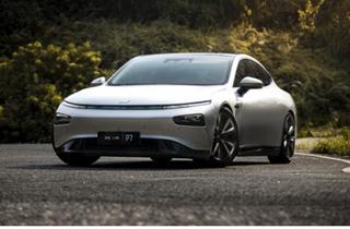 小鹏P7预计27日上市开售 主打智能和超长续航
