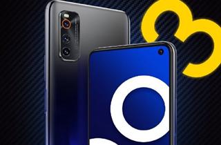 iQOO Neo3定妆照公布 采用右上角打孔屏