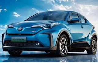 豐田首款純電動SUV C-HR EV上市 NEDC續航400公里