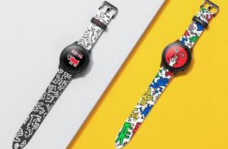 小米手表Color Keith Haring联名版发布 售价899元