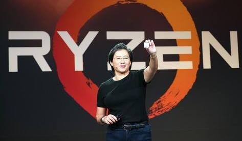 AMD一季度营收17.9亿美元同比增40% 净利1.62亿美元