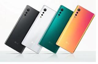 LG Velvet正式发布 售价5200元