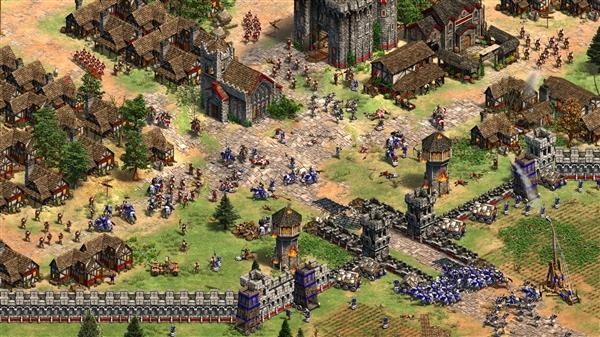 《帝国时代2》成Steam平台最受欢迎即时战略游戏