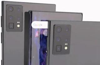 华为 P50 Pro概念图曝光 采用后置方形5镜头设计
