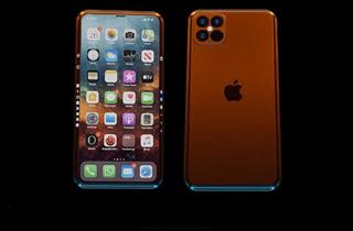 iPhone12概念圖曝光 采用兩塊機身和屏幕