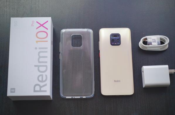 Redmi 10X Pro真机图赏:时刻闪耀温润的珠贝光彩