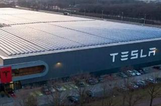 特斯拉修改柏林超级工厂计划 以确保明年上半年量产