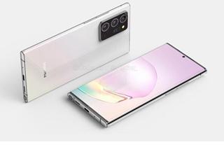 三星Galaxy Note 20+更多细节曝光 主摄拥有一亿像素