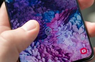 三星新专利曝光:专门针对智能手机屏下指纹解锁问题