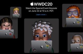 苹果发送WWDC 2020邀请函 当地6月22日星期一举行演讲