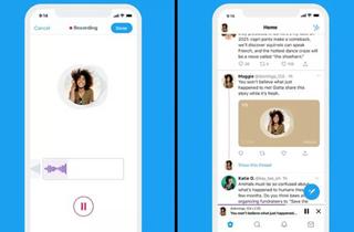 Twitter上线音频发推功能 首先适用于iOS系统