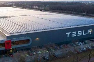 外媒:特斯拉柏林超级工厂建设提速