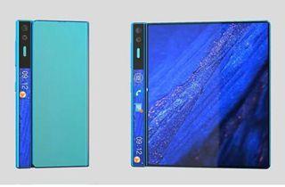 华为Mate X2渲染图曝光 采用8英寸可折叠显示屏