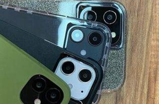 iPhone 12系列全套机模曝光 依旧采用刘海全面屏设计