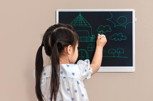 大ω 屏开启大智慧 小米Ψ米家液晶小黑板众筹价129元