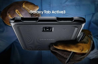 三星Galaxy Tab Active 3发布 搭载Exynos 9810芯片