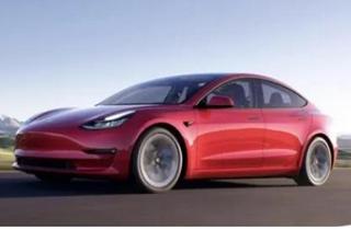 传特斯拉即将开始向欧洲出口中国制造Model 3