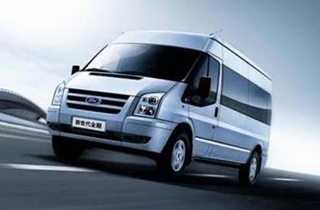 福特将于11月发布电动全顺货车