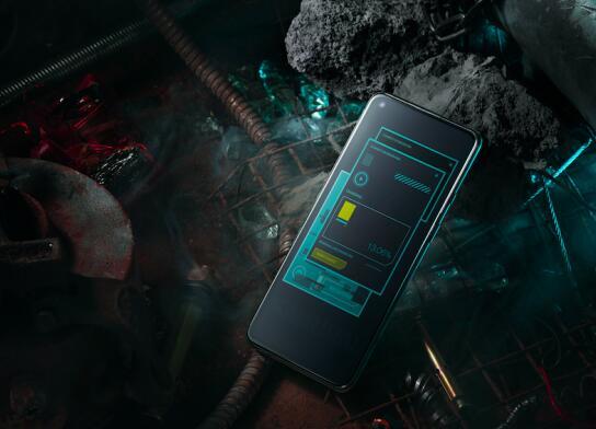 一加 8T 赛博朋克2077 限定版正式发布 售价3999元
