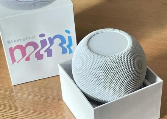 苹果HomePod Mini已送达至第一批购买用户