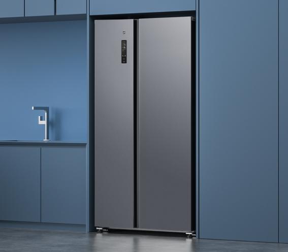 米家互联网对开门冰箱540L发布售2999元 小米人体传感器2同期众筹
