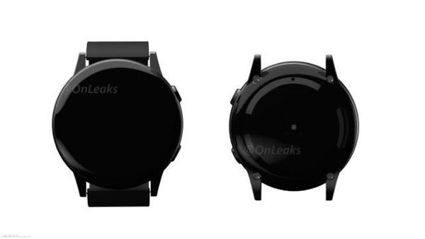 三星新款Galaxy Sport智能手表渲染图曝光