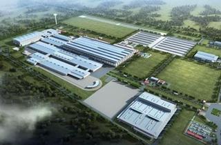 传上汽位于印度的整车基地正式建成投产 产能规划为8万辆
