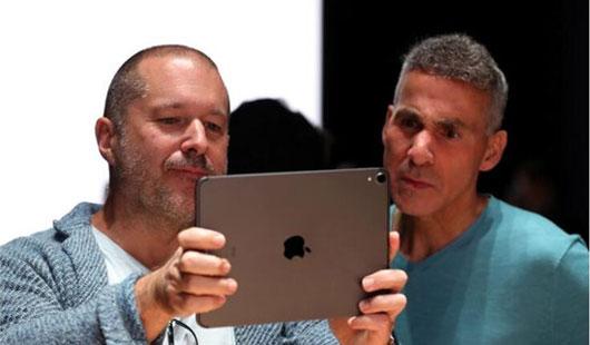"""乔布斯的""""精神伙伴""""也离开了苹果,那6款惊艳世界的作品值得被铭记"""