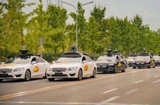 传丰田入局阿波罗 百度自动驾驶或将迎来商业元年