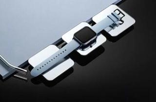 华米新款智能手表曝光 与Apple Watch颇为相似
