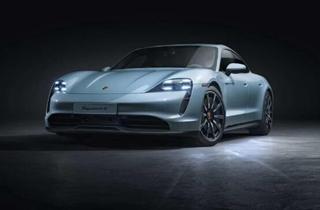 保时捷电动汽车Taycan 4S发布 售价114.8 万元