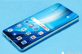 华为P40Pro概念图曝光 iPhone11毫无可比性?