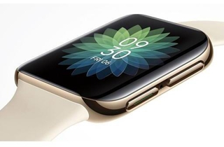 OPPO智能手表渲染图曝光 外形酷似苹果Apple Watch