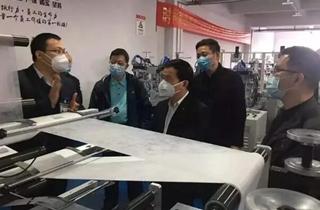 传广汽集团将造口罩生产线 为防控疫情出力