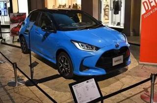 外媒:丰田将基于YARiS打造新SUV