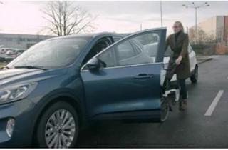福特开发警告系统 可防止骑行者撞上即将打开的车门