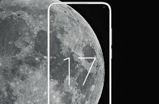 魅族17正面设计图公布 采用单打孔屏设计