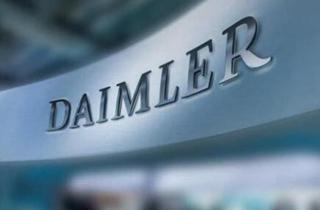 戴姆勒发布一季度业绩预告:预计利润7.19亿欧元,同比下降68.9%