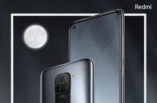 Redmi 10X 4G全新明月灰配色上市