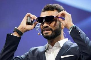 TCL概念智能眼镜亮相IFA 2020 外观与墨镜相似