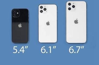 iPhone 12系列或分阶段发布 6.1寸机型可能率先推出