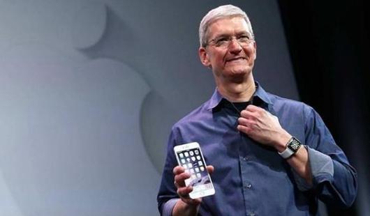 苹果下一任CEO人选引猜测 库克已领导苹果近十年