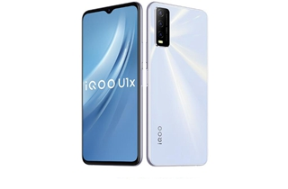 iQOO U1x开启预售 起售价899元