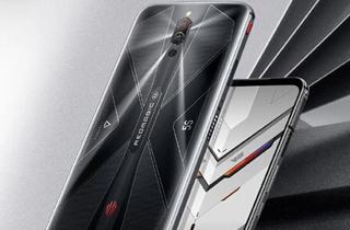 红魔5S游戏手机幻影黑开售 售价4199元
