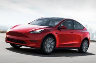 国产特斯拉Model Y纳入新能源汽车推广目录