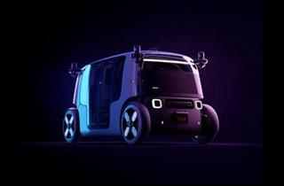 亞馬遜子公司 Zoox發布全自動駕駛電動車