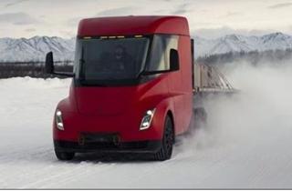 消息称特斯拉在内华达州工厂制造测试用电动卡车